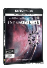 Interstellar Ultra HD Blu-ray (UHD + BD + bonus disk)