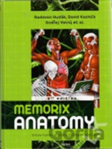 Memorix anatomy 2 nd edition (Radovan Hudák, David Kachlík)