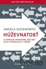 Húževnatosť (Angela Duckworth)