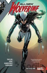 All-New Wolverine (Volume 4) (Tom Taylor)