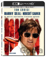 Barry Seal: Nebeský gauner Ultra HD Blu-ray (UHD + BD)