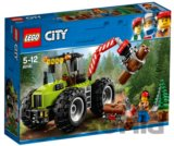 LEGO City Great Vehicles 60181 Lesný traktor