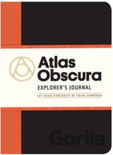 Atlas Obscura Explorer's Journal (Joshua Foer)