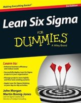 Lean Six Sigma For Dummies (John Morgan, Martin Brenig-Jones)