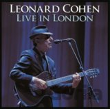 Leonard Cohen: Live In London LP