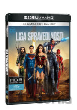 Justice League - Liga spravedlnosti Ultra HD Blu-ray (UHD + BD)