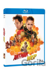 Ant-Man a Wasp (Blu-ray)
