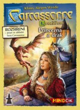 Carcassonne: Princezna a drak