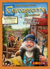 Carcassonne: Opatství a starosta (Klaus-Jürgen Wrede)