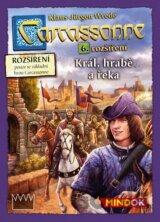 Carcassonne: Král, hrabě a řeka