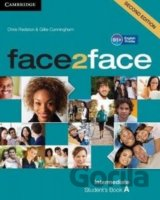 Face2Face: Intermediate - Student's Book A (Chris Redston, Gillie Cunningham)