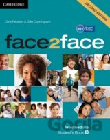 Face2Face: Intermediate - Student's Book B (Chris Redston, Gillie Cunningham)