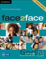 Face2Face: Intermediate - Student's Book with Online Workbook Pack (Chris Redsto