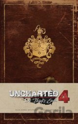 Uncharted Hardcover Ruled Journal (Insight Editions)