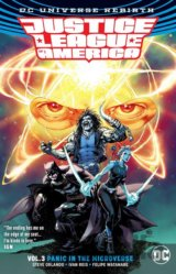 Justice League of America (Volume 3) (Steve Orlando)