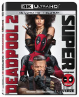Deadpool 2 Ultra HD Blu-ray (UHD + BD)