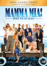 Mamma Mia! Here We Go Again (DVD)