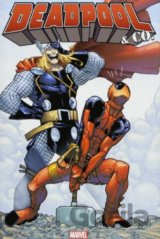 Deadpool and Co. Omnibus (Victor Gischler, Fred Van Lente, James Felder a kol.)
