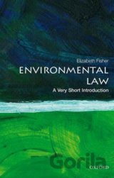Environmental Law (Elizabeth Fisher)