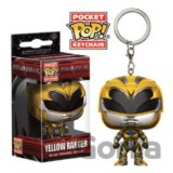 Funko Pocket POP! Keychain Power Rangers The Movie - Yellow Ranger