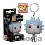 Funko Pocket POP! Keychain Rick and Morty - Rick Action