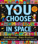 You Choose in Space (Pippa Goodhart)