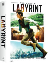 Labyrint: Trilogie (3 Blu-ray)