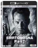Smrtonosná past Ultra HD Blu-ray (UHD + BD)