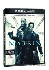 Matrix Ultra HD Blu-ray (UHD + BD + bonus disk)