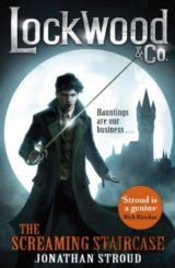 Lockwood & Co: The Screaming Staircase: Book... (Jonathan Stroud)