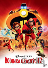 Rodinka Úžasných 2 (DVD)