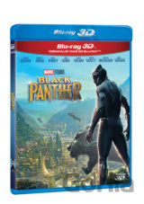 Black Panther 3D Bluray (3D + 2D)