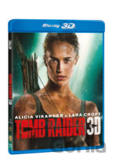 Tomb Raider 3D Bluray (3D + 2D)
