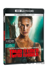 Tomb Raider Ultra HD Blu-ray (UHD + BD)