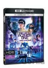 Ready Player One: Hra začíná Ultra HD Blu-ray (UHD + BD)