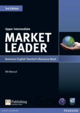 Market Leader 3rd Edition Upper Intermediate Teacher´s Resource Book and Test Ma