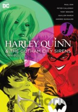 Harley Quinn and the Gotham City Sirens