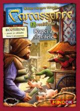 Carcassonne - rozšíření 2 [CZ] [Stolní hra]