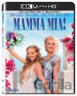 Mamma Mia! Ultra HD Blu-ray (UHD + BD)
