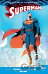 Superman: The Rebirth (Book 2) (Peter J. Tomasi, Patrick Gleason)
