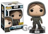 Funko POP! Jyn Erso v kapucni - Star Wars