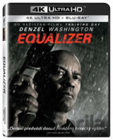 Equalizer Ultra HD Blu-ray
