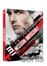 Mission: Impossible Ultra HD Blu-ray Steelbook