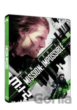 Mission: Impossible 2 Ultra HD Blu-ray Steellbook