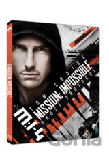 Mission: Impossible Ghost Protocol Ultra HD Blu-ray Steelbook