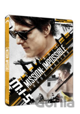 Mission: Impossible: Národ grázlů Ultra HD Blu-ray Steelbook