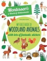 My First Book Of The Woodland Animals
