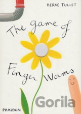 The Game of Finger Worms (Herve Tullet) (Board book)