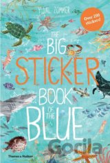 The Big Sticker Book of the Blue