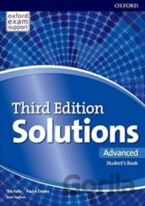Solutions - Advanced - Student's Book